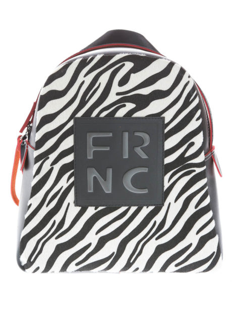 9464f09ea1 FRNC Backpack Zebra Μεσαίου Μεγέθους - Angels Fashion