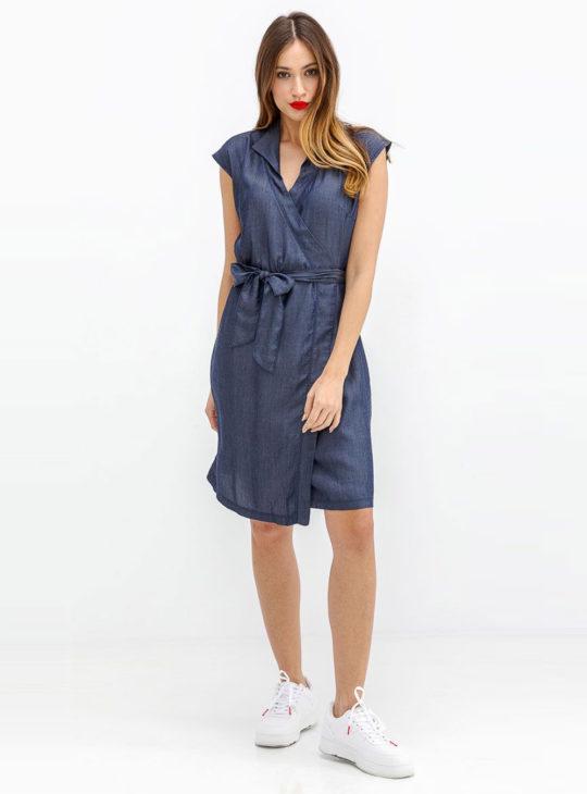 Γυναικείο Denim Φόρεμα