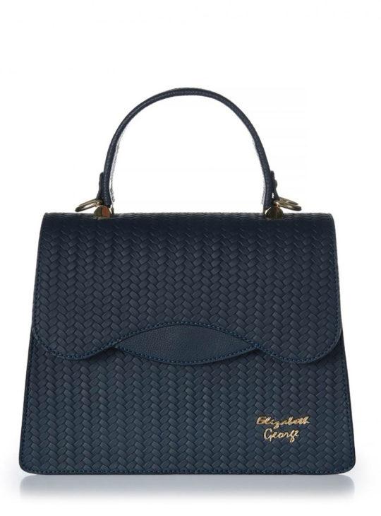 Τσάντα Μπλε Elizabeth George  Γυναικείες τσάντες