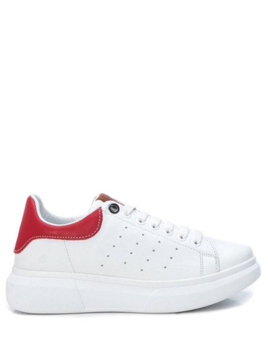 Δερμάτινα γυναικεία αθλητικά παπούτσια Carmela