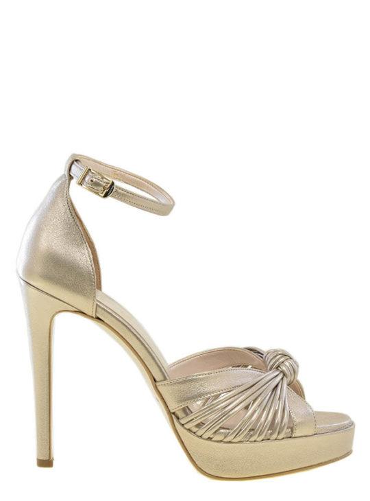 Δερμάτινα Πέδιλα Fardoulis Shoes 3154L|| Γυναικεία Πέδιλα Για Γάμο/Βάπτιση