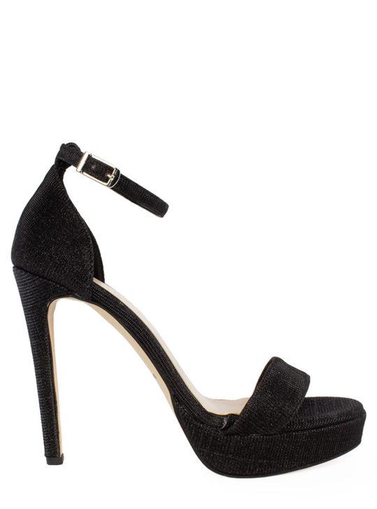 Δερμάτινα Πέδιλα Με Glitter Fardoulis Shoes||Πέδιλα Ψηλά||Πέδιλα Για Γάμο -Βάπτιση