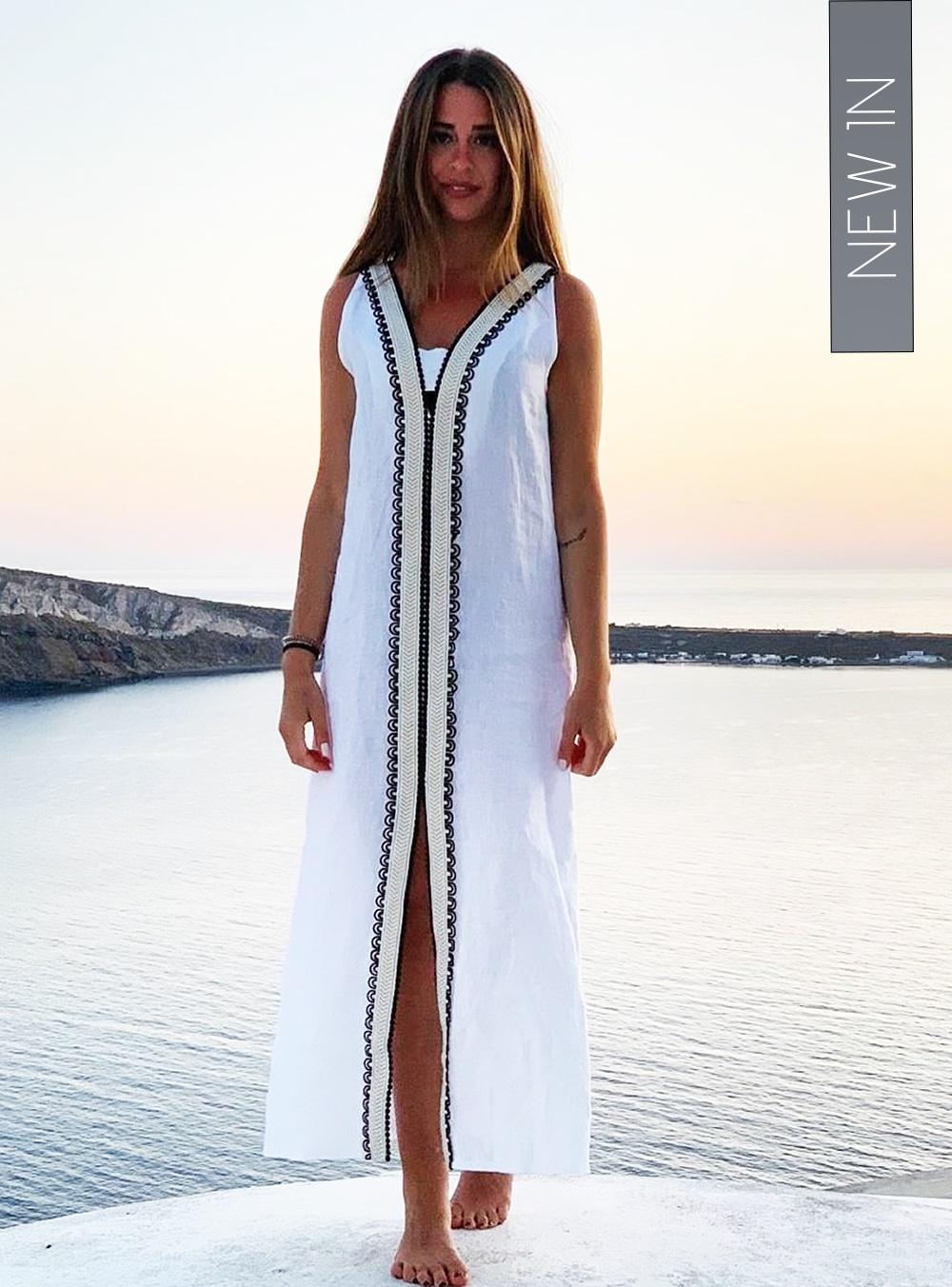 Νέες Αφίξεις σε γυναικεία φορέματα,δερμάτινα πέδιλα και σανδάλια και γυναικείες τσάντες.NEMA,Le Vertige,Fardoulis Shoes,White22,Anna Samouka e.t.c