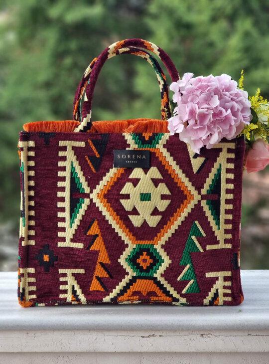 Γυναικεία τσάντα SORENA MAISTROS